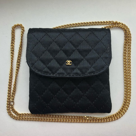 CHANEL Handbags - CHANEL - Authentic 1980s Vintage Mini Bag